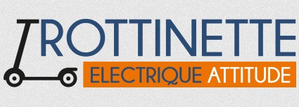 Trottinette électrique attitude